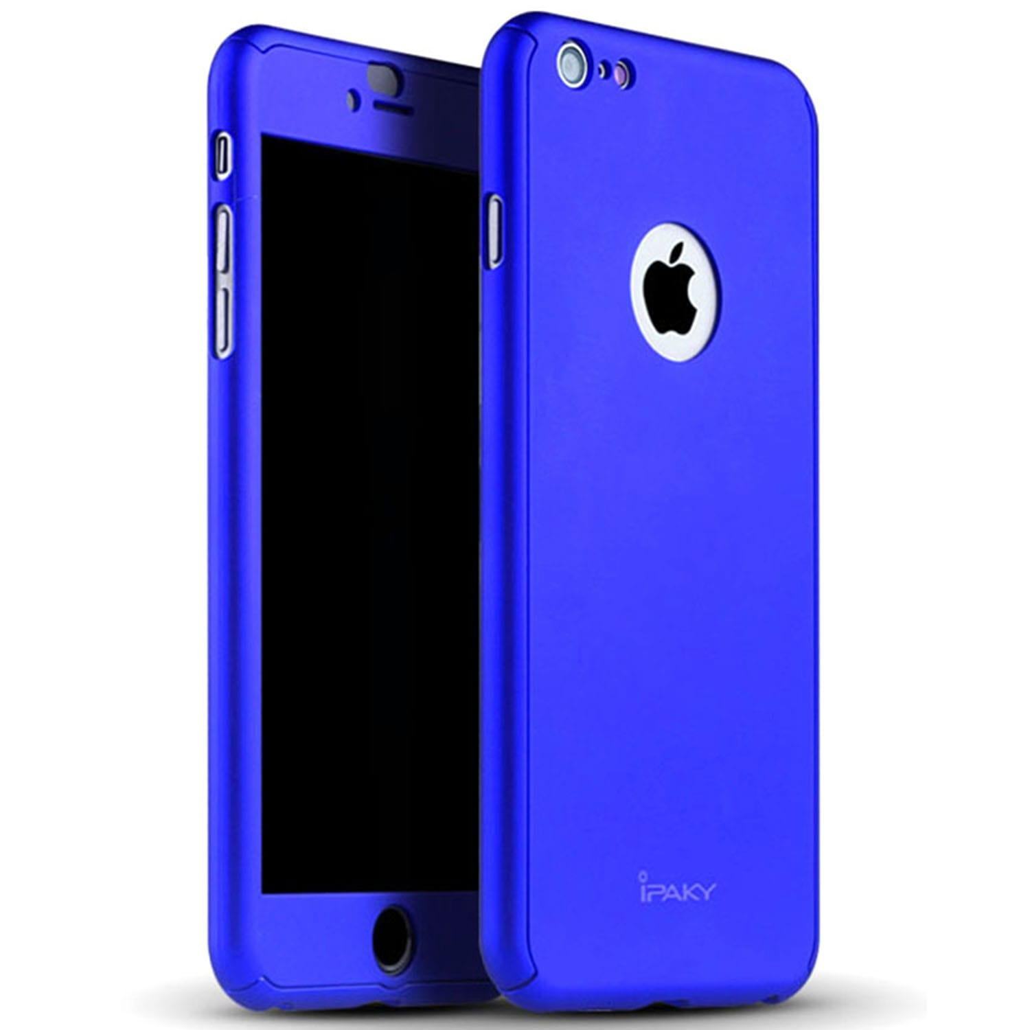 Back Cover For Apple iPhone 6 Plus - Blue