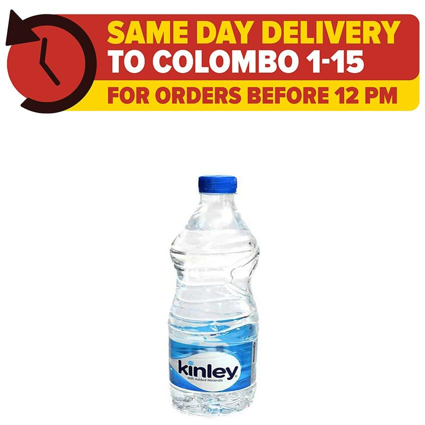 Coca-Cola Kinley Water 1000ML.