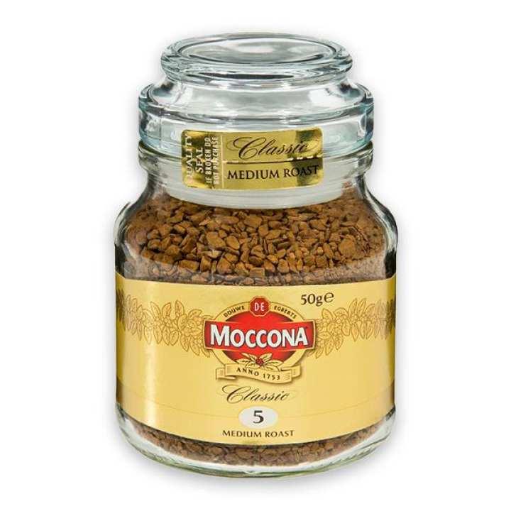 Moccona Classic Medium Roast Instant Coffee