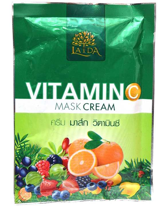 Lada Vitamin Mask Cream C - 50Ml