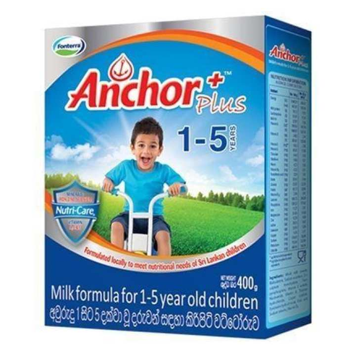 Anchor Plus 1-5 Years Special Child & Toddler Formula - 400g