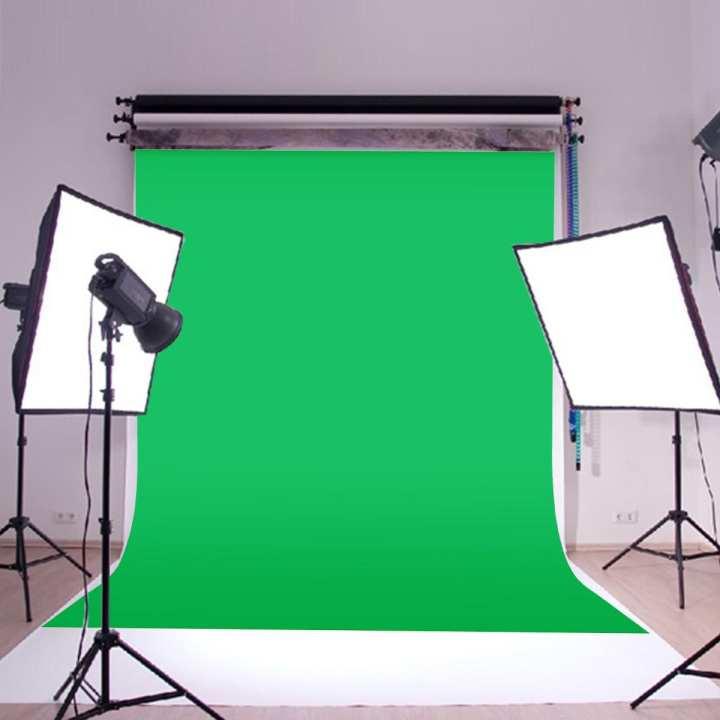 10x10ft Green Screen Muslin Cloth Backdrop Photo Studio Photography Background