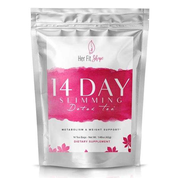 Enjoy the Benefits of Being Slim with this Tasty 14 Day Tea Detox