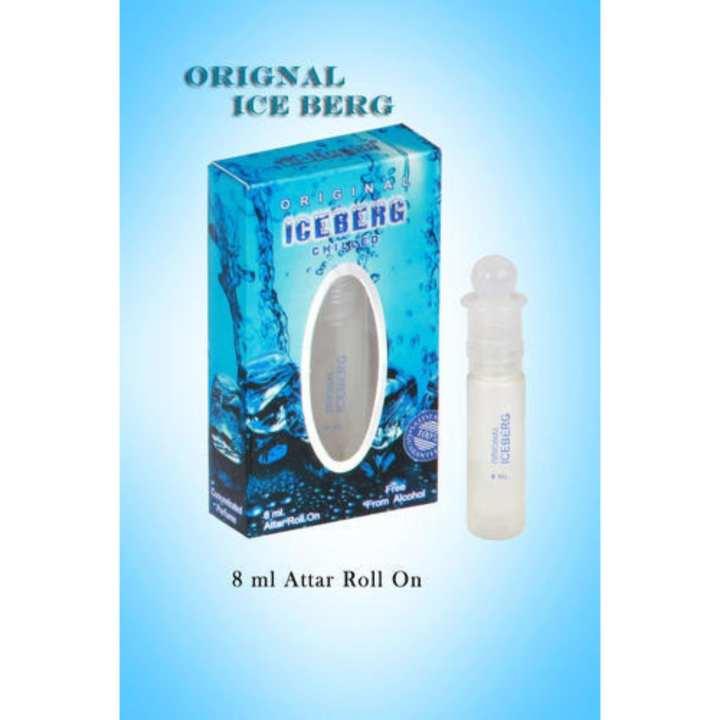 Al-Nuaim ICEBERG CHILLED Roll-On Attar 8ml