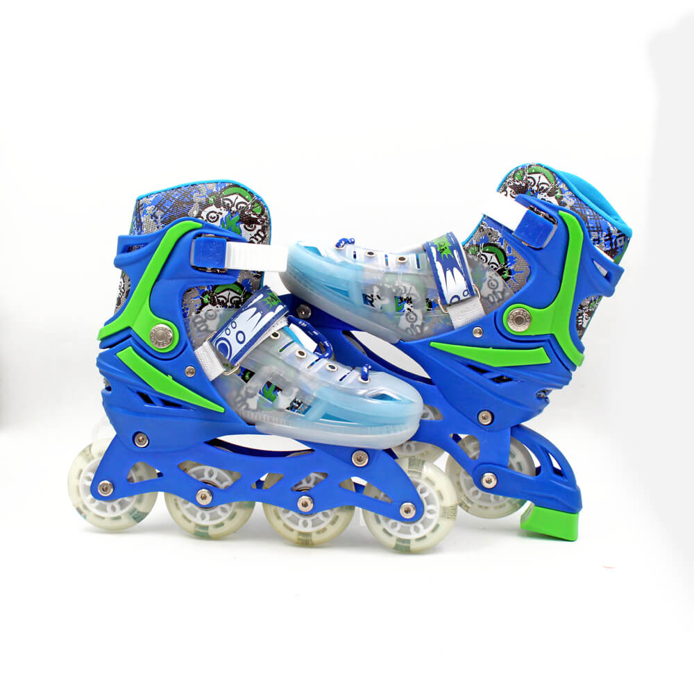 Roller Skate Shoe With Light Wheels Medium Size Buy Sell Online Best Prices In Srilanka Daraz Lk