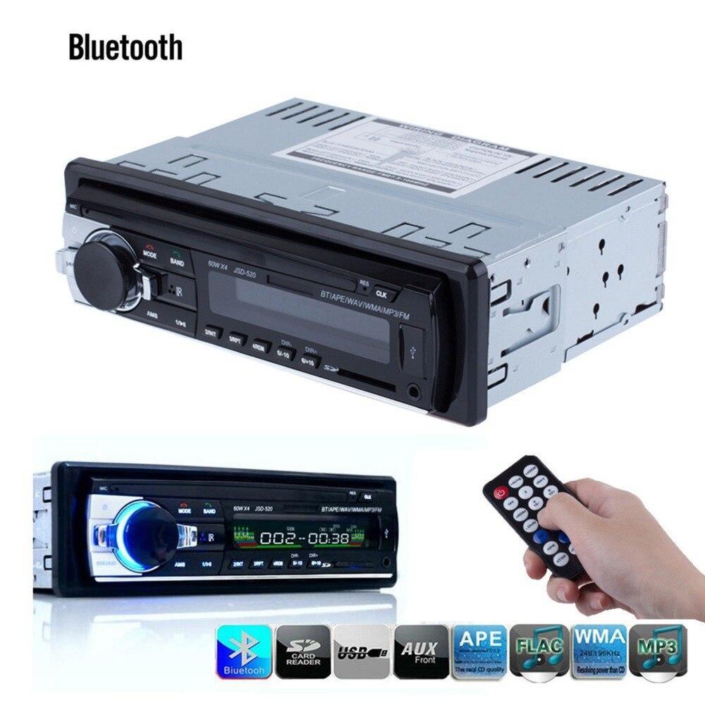 ELEMANT Brand MP3 Bluetooth USB FM Car AUX Setup