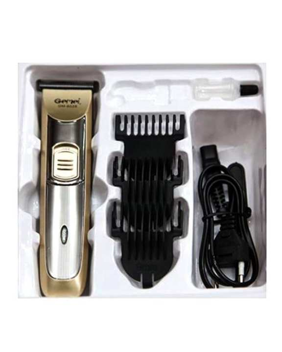 Gemei Hair And Beard Trimmer Gm-6028 - Gold
