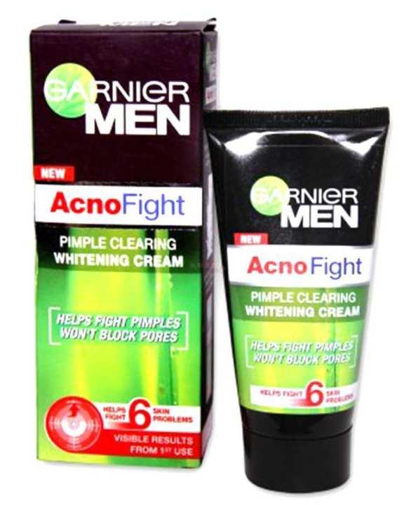 Garnier Men'S Pimple Cleaning Whitening Cream 45g