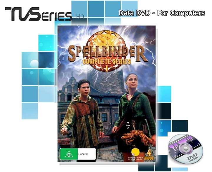 මායා බන්ධන - Spellbinder COMPLETE 1 Seasons (With Sinhala Subtitle)
