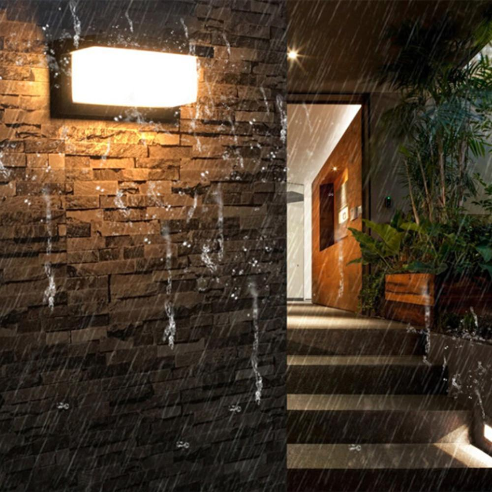 Waterproof Led Wall Lamp Yard
