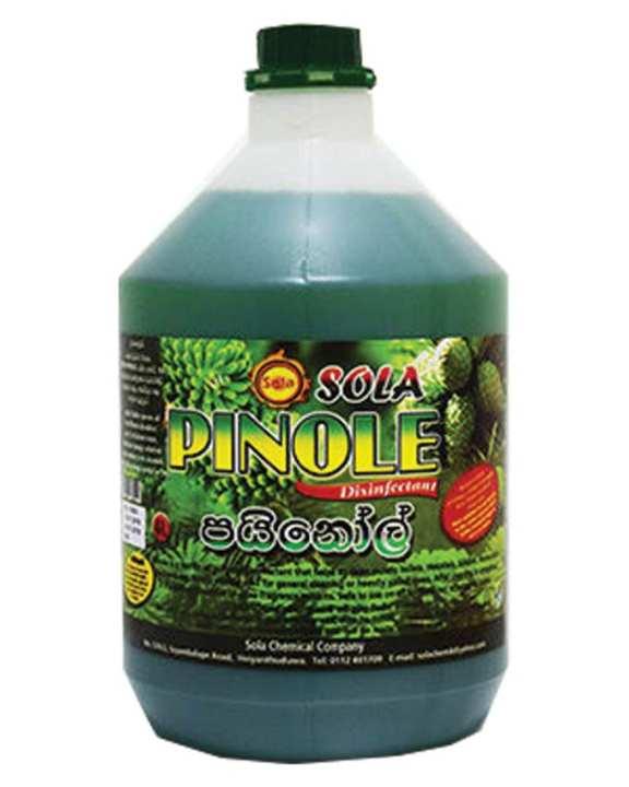 Sola Pinole Disinfectant  - 4L