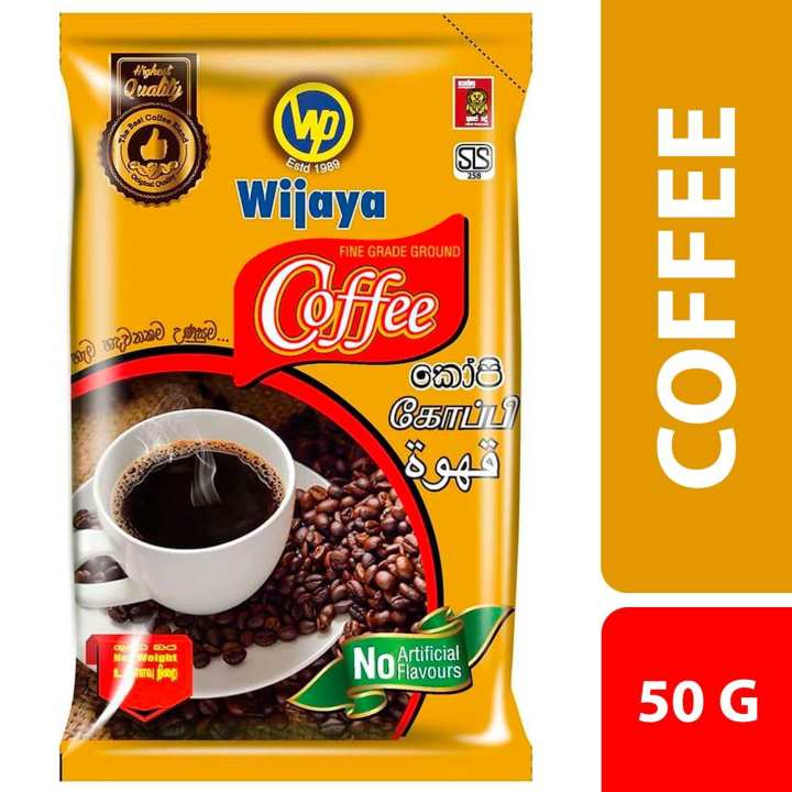Wijaya Coffee 50g.