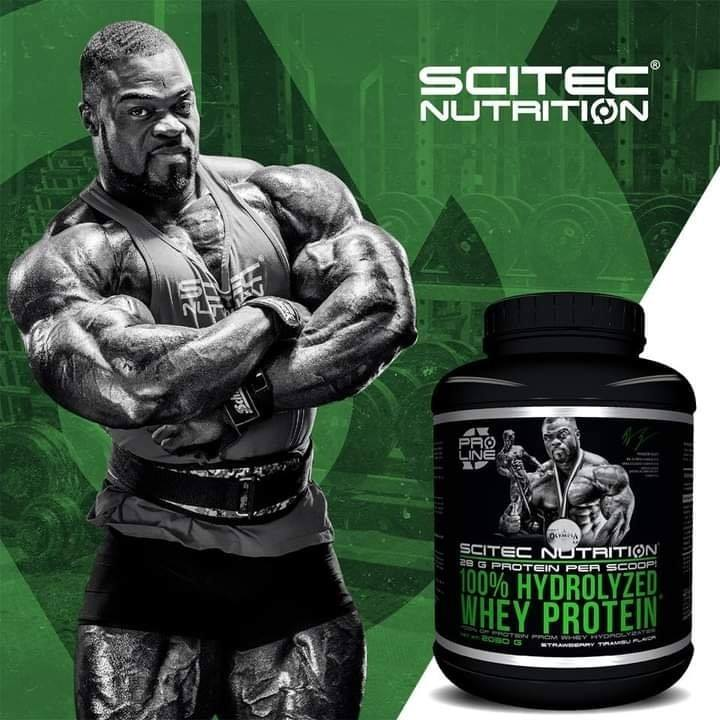 Scitec Nutrition 100% Hydrolyzed Whey Protein 2kg (58 Servings): Buy Sell Online @ Best Prices in SriLanka   Daraz.lk