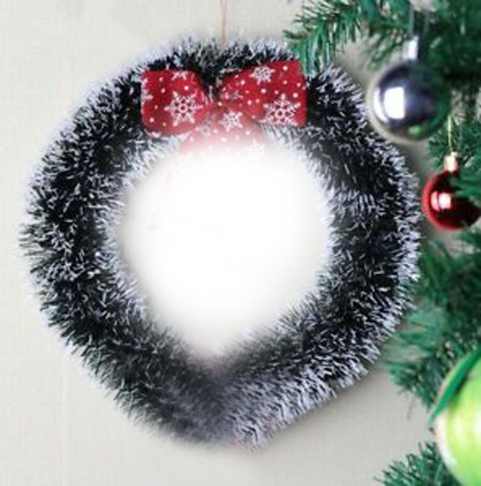 Christmas Decoration Round Wreath