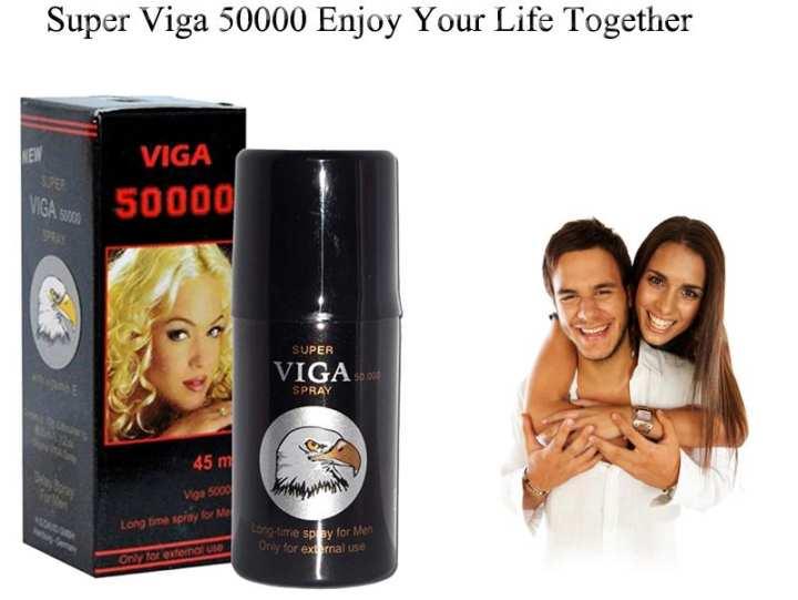 50000 Extra Strong Men Delay Spray With Vitamin E