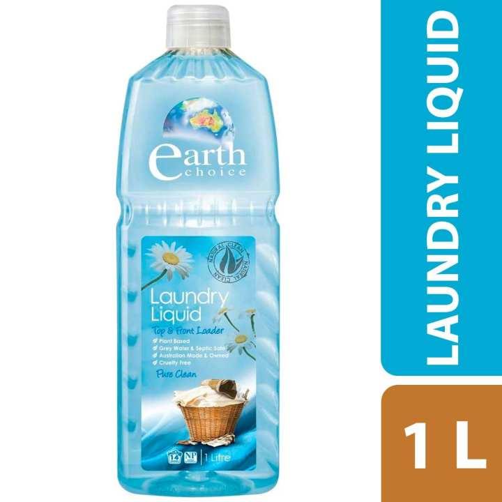 Earth Choice Laundry Liquid - 1L