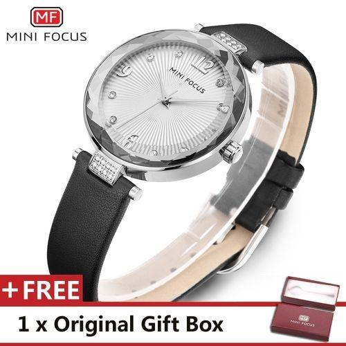 Top Luxury Brand Watch Famous Fashion Women Quartz Watches Wristwatch Gift For Female