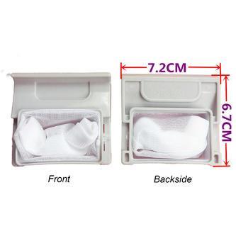 6 x Hitachi Washing Machine Lint Filter Bag SF-6000PX SF-60PX SF6000PX SF60PX