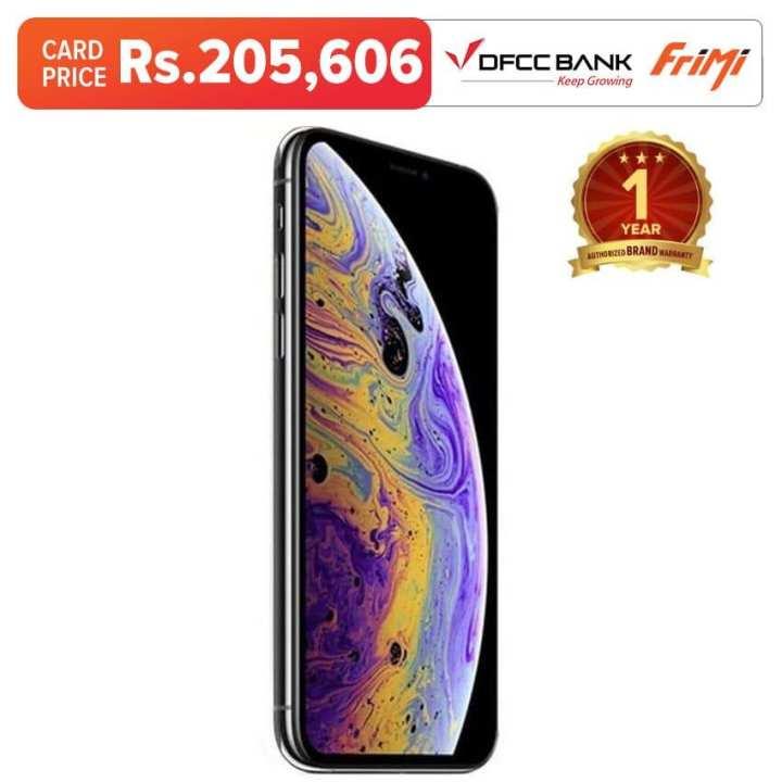 Apple iPhone XS Max - 4GB RAM
