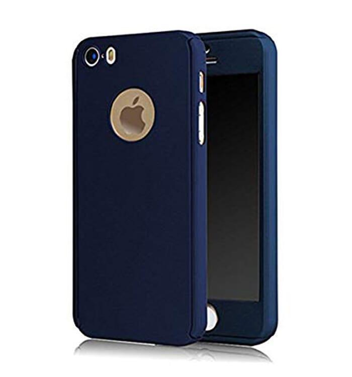 kajee's- 360' Hybrid Back Cover Case For iPhone ...