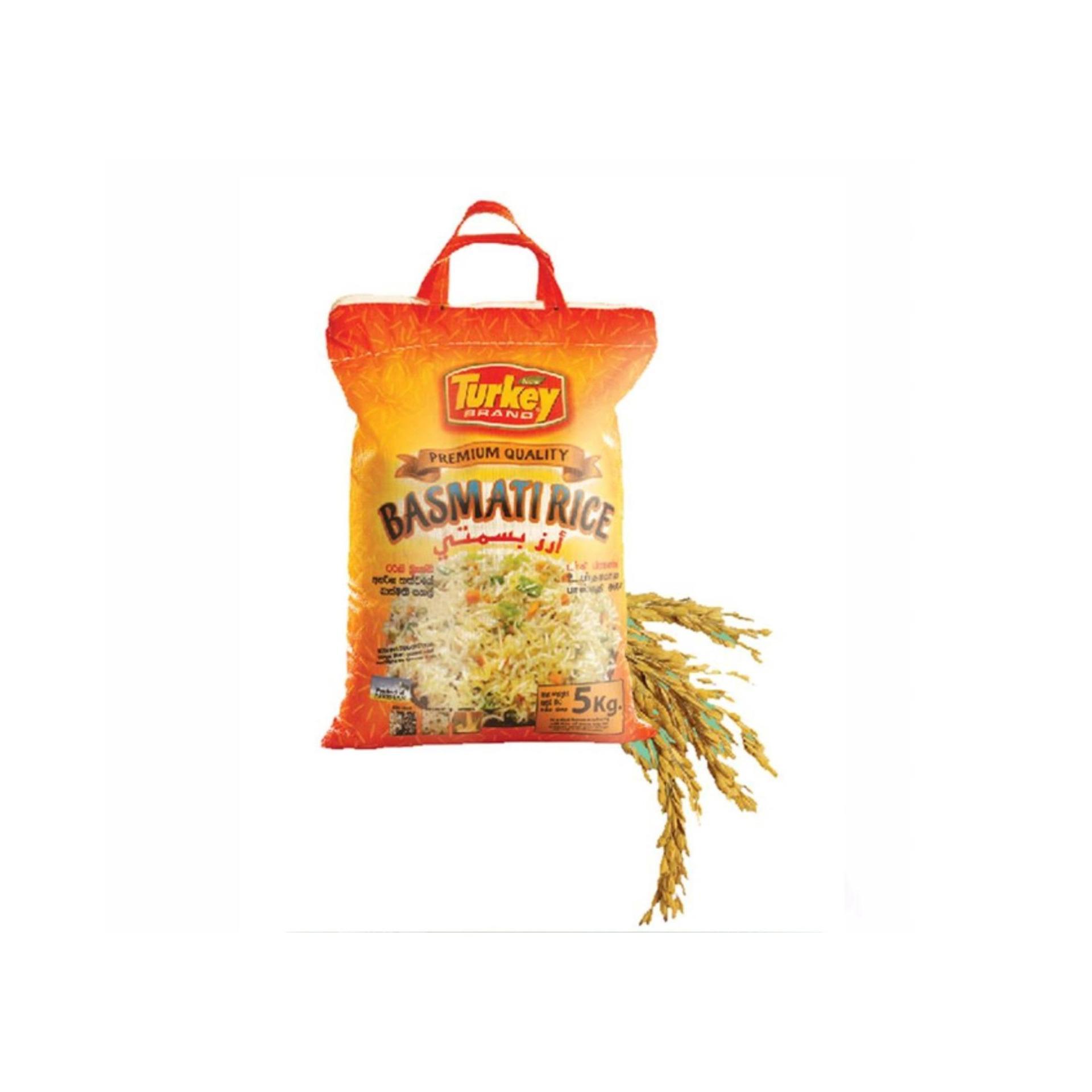 Basmathi Rice - 5Kg