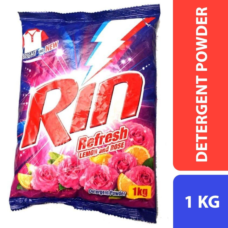 RIN Power White Detergent Powder 1Kg