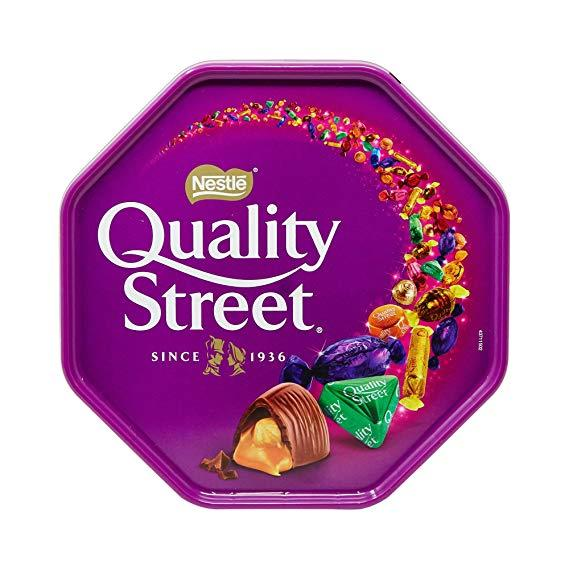 779f260dca16aa Quality Street Chocolate Tub 698g