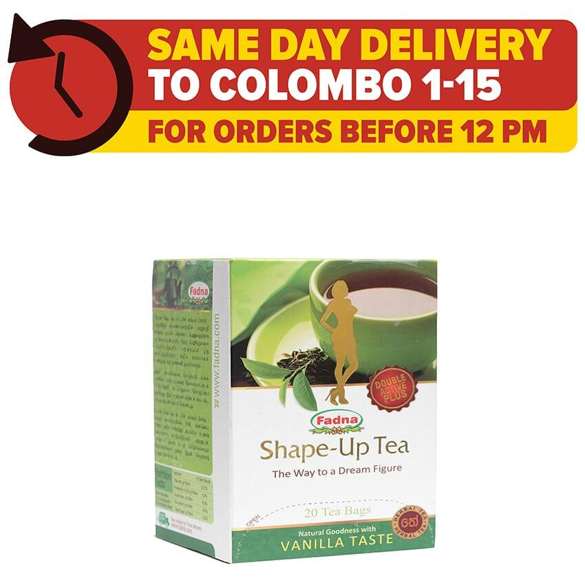 Shape Up Tea 40g Pack - 20 Tea Bags