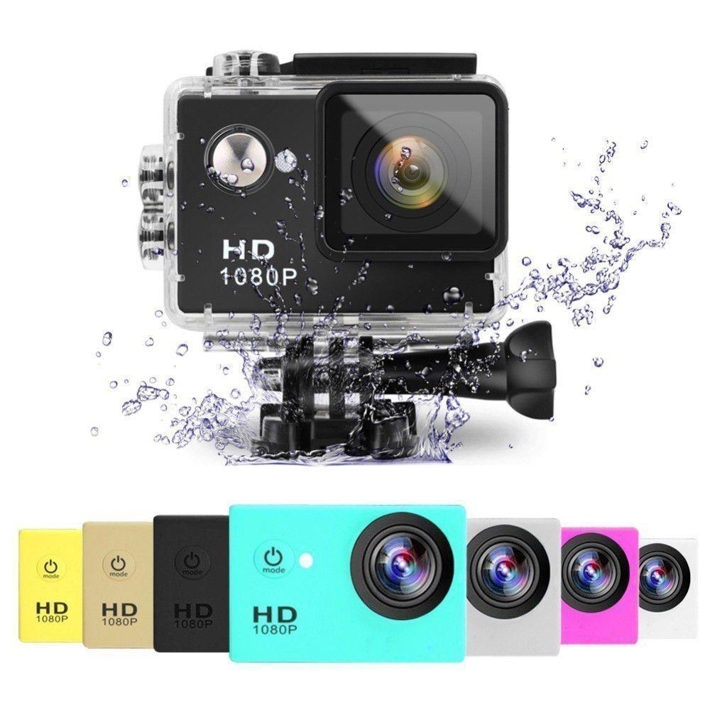 1080P HD  Sport Action Waterproof Camera DV Camcorder For GoPro NEW