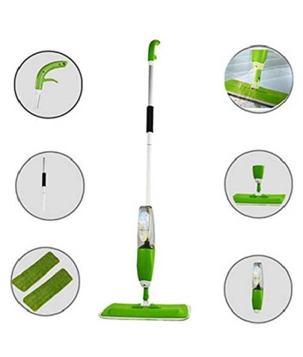 Healthy Spray Mop Floor Mop With Removable Washable Cleaning Pad