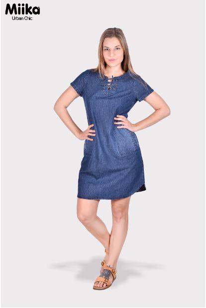 Ladies Gromat Denim Dress.