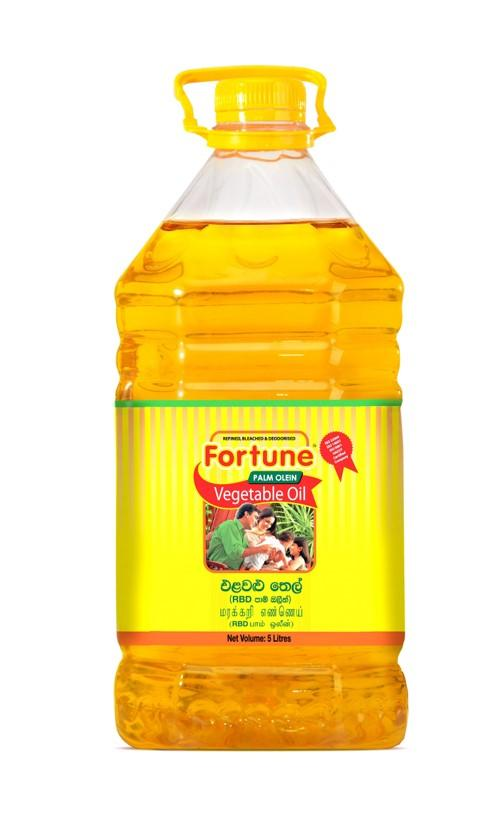 Fortune Vegetable Oil 05 Ltr