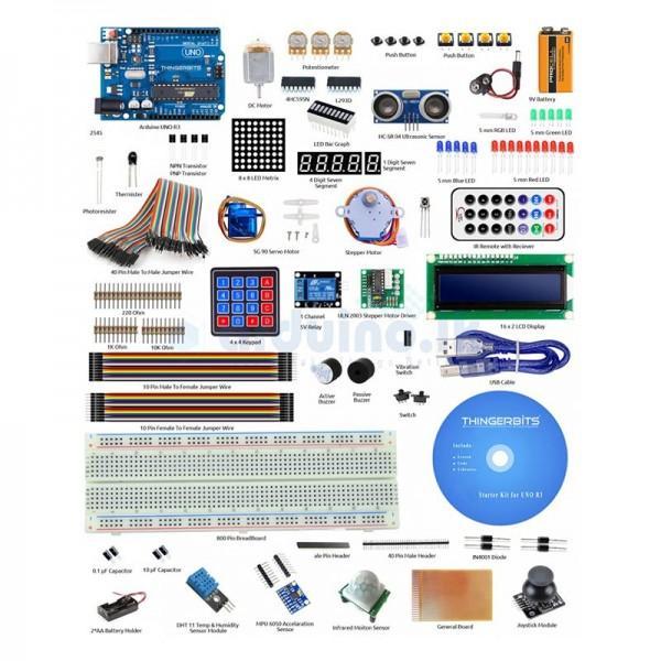 Ultimate Starter Kit for Arduino