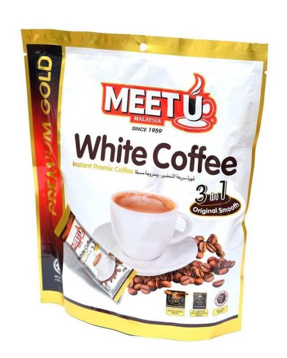 Premium Gold Instant Premix Cofee white coffee