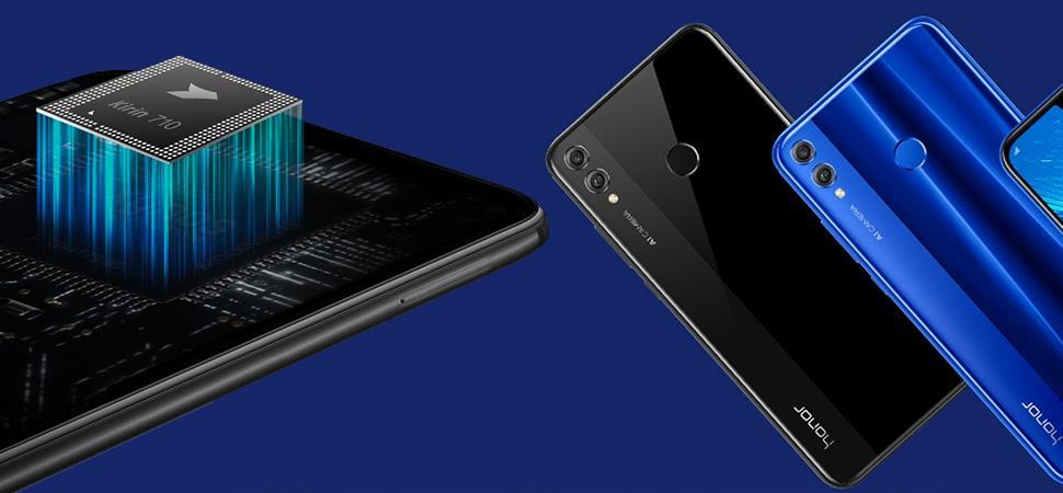Honor 8X mobile phone
