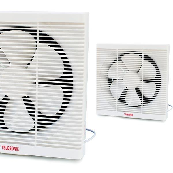 Exhaust Fan With Gril - White - TL 10VF