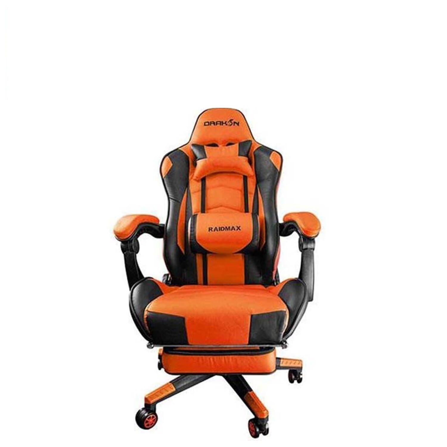Raidmax Drakon Dk709og Orange Gaming Chair