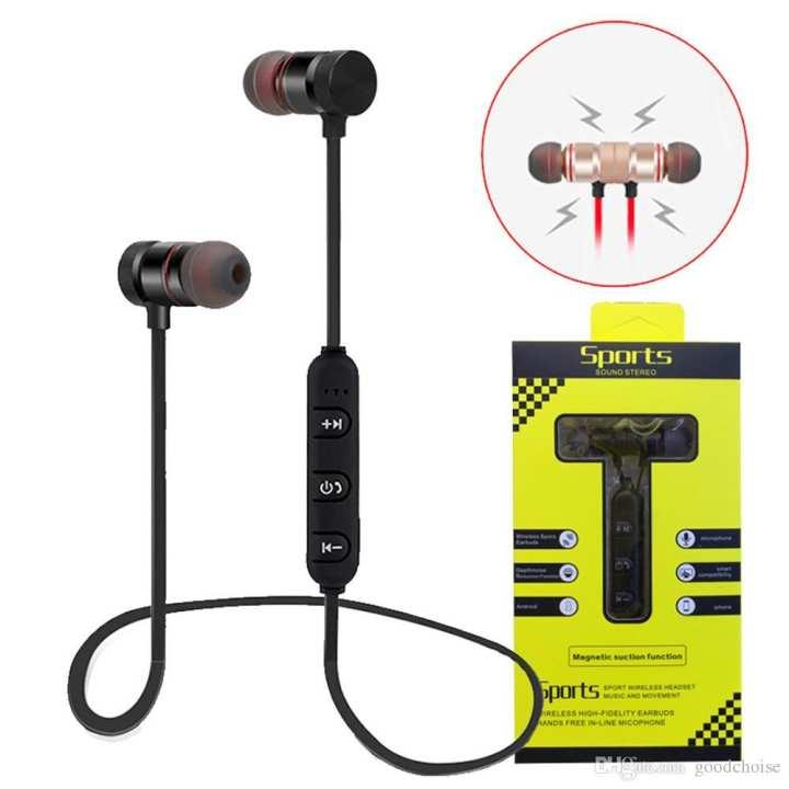 Wireless Smart Sport Stereo Earphones