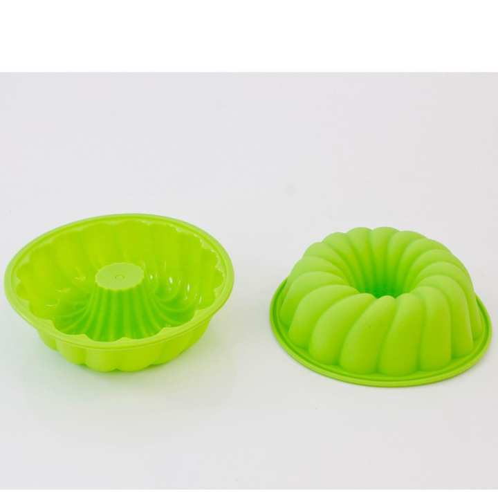 Silicone Jelly Mould - Green