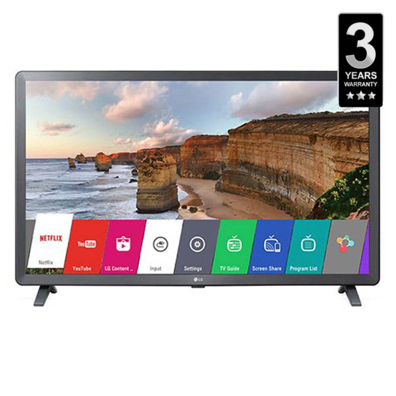LG Smart Led Television - Black