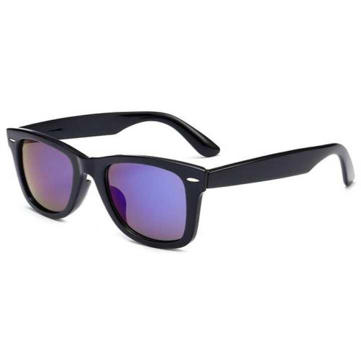 Mens Wayfarer Fashion Sunglasses Mirrored Eyewear