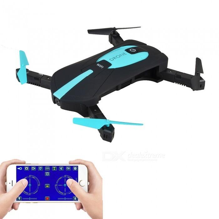 JY018 RC Drone WIFI FPV Quadcopte Foldable Drone with HD Wifi FPV Camera