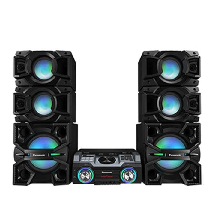 Panasonic Hifi-System - Black
