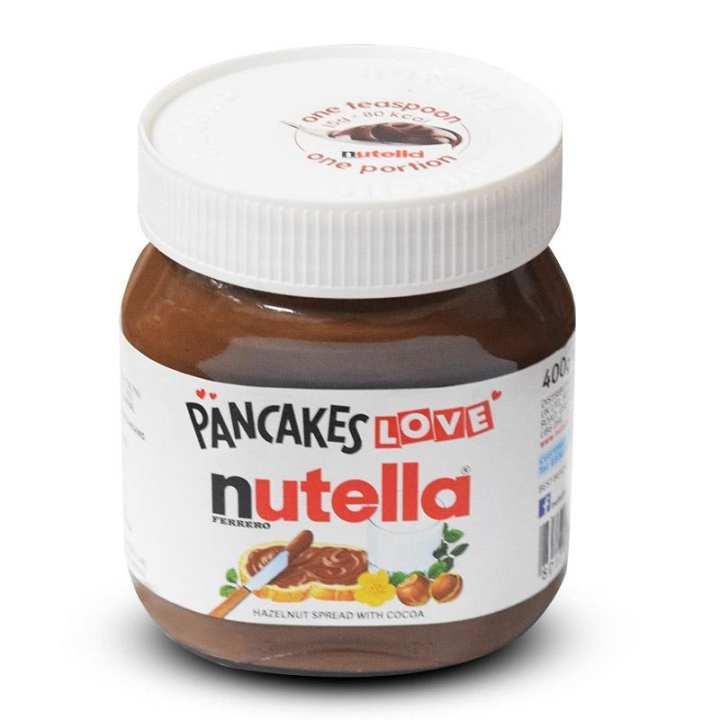 Nutella Hazelnut Chocolate Spread 350G