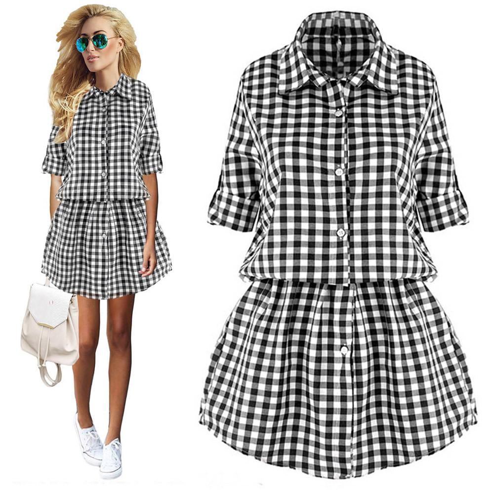 Image result for small plaid gown