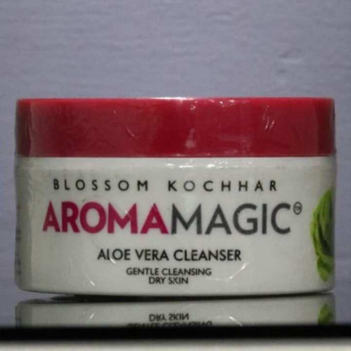 Blossom Kochhar Aroma Magic Aloe Vera Cleanser For - 25G
