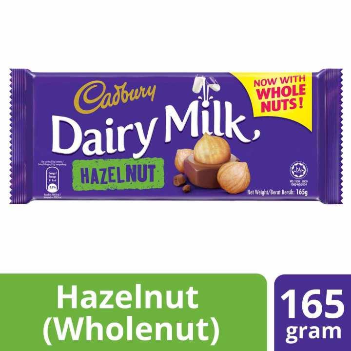 Cadbury Diary Milk 165g