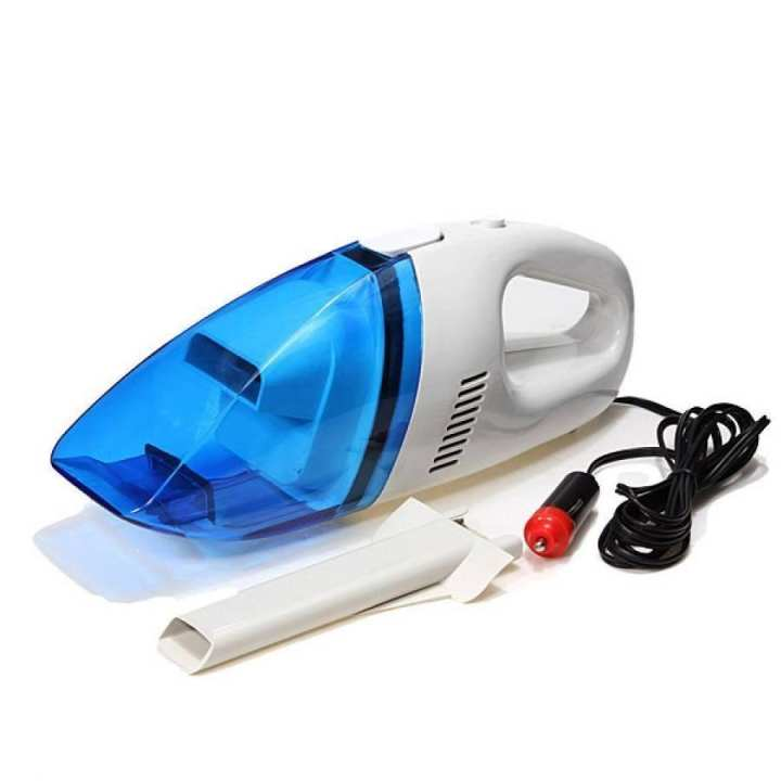Powerful & Portable Car Vacuum Cleaner - DC12V/60W
