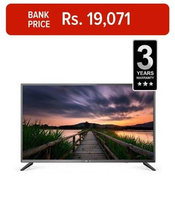 "Haier 32"" HD Ready LED TV - LE32K6000 - Black - 3 Year Warranty"