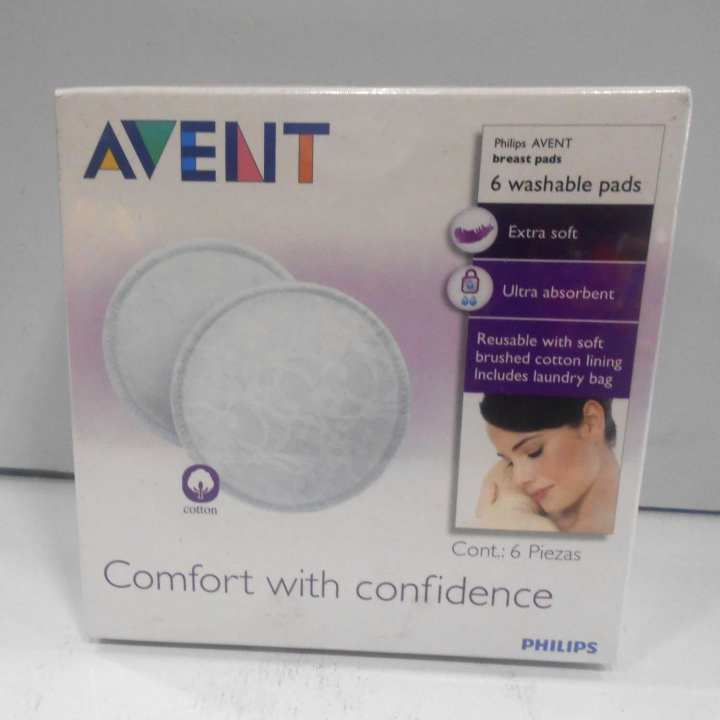 Avent Breast Pads - White